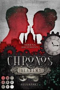 Cover Chronos Academy 2: Feuerpakt