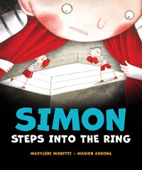 Cover Simon Steps Into the Ring