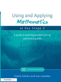 Cover Using and Applying Mathematics at Key Stage 2