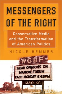 Cover Messengers of the Right