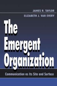 Cover Emergent Organization
