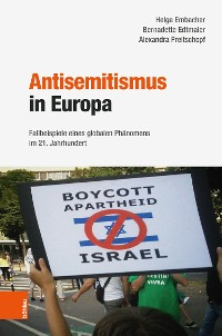 Cover Antisemitismus in Europa