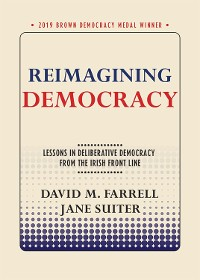 Cover Reimagining Democracy