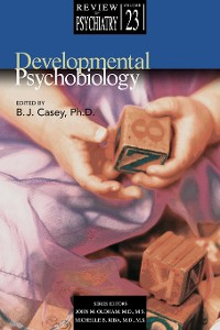Cover Developmental Psychobiology
