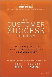 Cover The Customer Success Economy