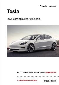 Cover Tesla – Die Geschichte der Automarke