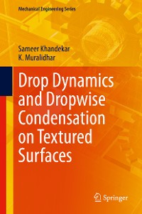 Cover Drop Dynamics and Dropwise Condensation on Textured Surfaces