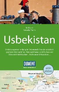 Cover DuMont Reise-Handbuch Reiseführer Usbekistan