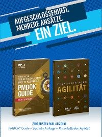 Cover A Guide to the Project Management Body of Knowledge (PMBOK(R) Guide- / Agile Practice Guide Bundle (GERMAN)