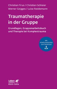 Cover Traumatherapie in der Gruppe