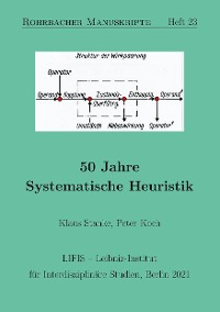 Cover 50 Jahre Systematische Heuristik