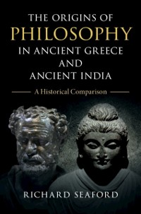 Cover Origins of Philosophy in Ancient Greece and Ancient India