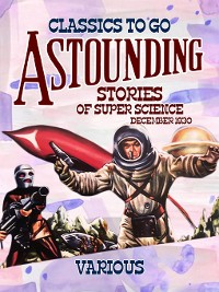 Cover Astounding Stories of Super Science December 1930