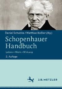 Cover Schopenhauer-Handbuch
