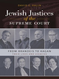 Cover Jewish Justices of the Supreme Court
