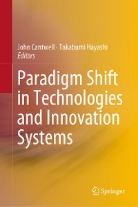 Cover Paradigm Shift in Technologies and Innovation Systems