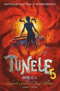 Cover Tunele - Vol. 5 - Spirala