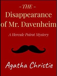 Cover The Disappearance of Mr. Davenheim