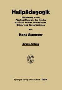 Cover Heilpadagogik