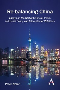 Cover Re-balancing China