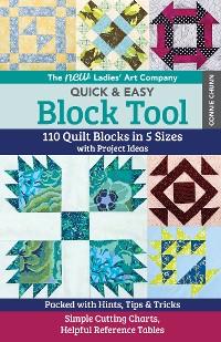 Cover The New Ladies' Art Company Quick & Easy Block Tool