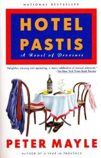 Cover Hotel Pastis