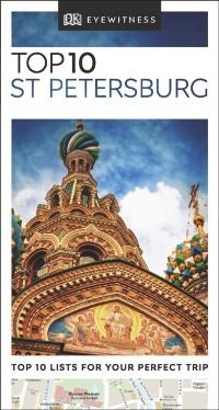 Cover DK Eyewitness Top 10 St Petersburg
