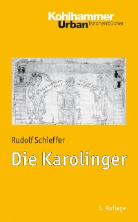Cover Die Karolinger