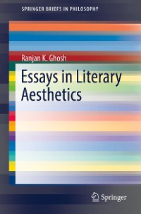 Cover Essays in Literary Aesthetics