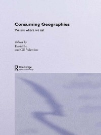 Cover Consuming Geographies