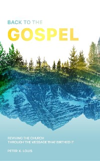 Cover Back to the Gospel