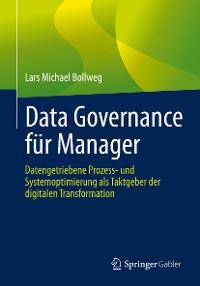 Cover Data Governance für Manager