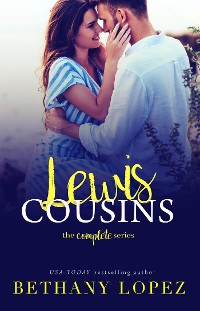 Cover The Lewis Cousins: the complete series