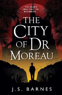 Cover The City of Dr Moreau