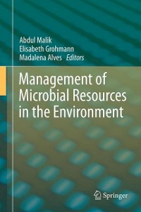 Cover Management of Microbial Resources in the Environment