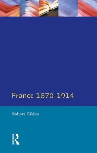 Cover France 1870-1914