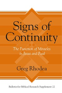 Cover Signs of Continuity