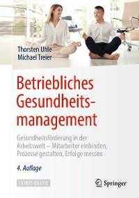 Cover Betriebliches Gesundheitsmanagement