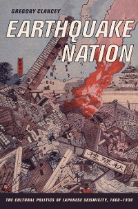 Cover Earthquake Nation