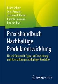 Cover Praxishandbuch Nachhaltige Produktentwicklung