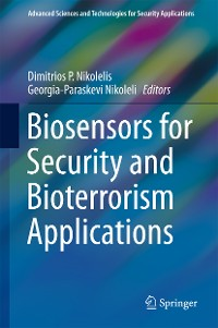 Cover Biosensors for Security and Bioterrorism Applications