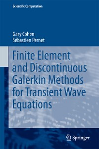 Cover Finite Element and Discontinuous Galerkin Methods for Transient Wave Equations