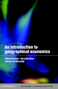 Cover Introduction to Geographical Economics
