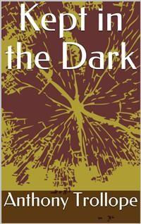 Cover Kept in the Dark