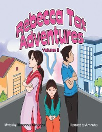 Cover Rebecca Tat Adventures: Volume II