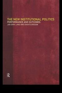 Cover New Institutional Politics