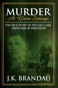 Cover Murder at Green Springs