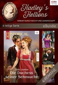Cover Hadley's Hellions - Vereint durch Macht und Leidenschaft (4-teilige Serie)