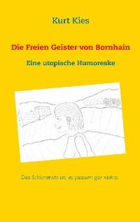 Cover Die Freien Geister von Bornhain