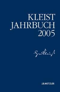 Cover Kleist-Jahrbuch 2005
